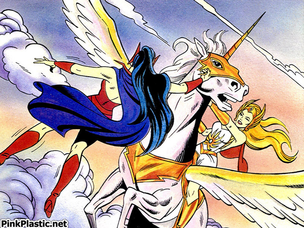 Comics Wallpaper: She-Ra