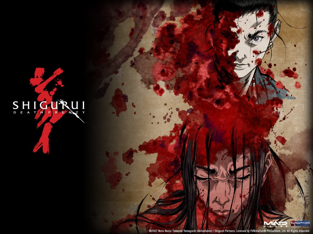 Comics Wallpaper: Shigurui - Death Frenzy