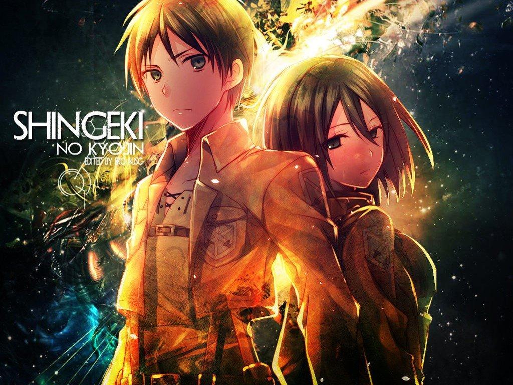 Comics Wallpaper: Attack on Titan - Shingeki no Kyojin