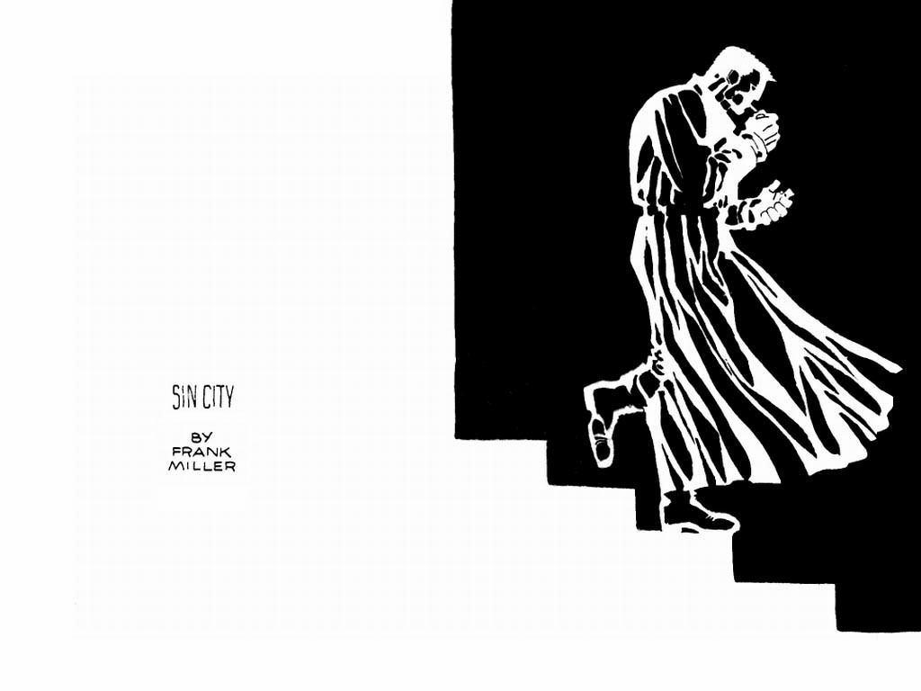 Comics Wallpaper: Sin City