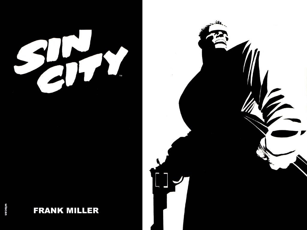 Comics Wallpaper: Sin City