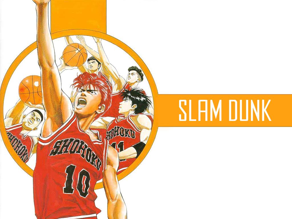 Comics Wallpaper: Slam Dunk