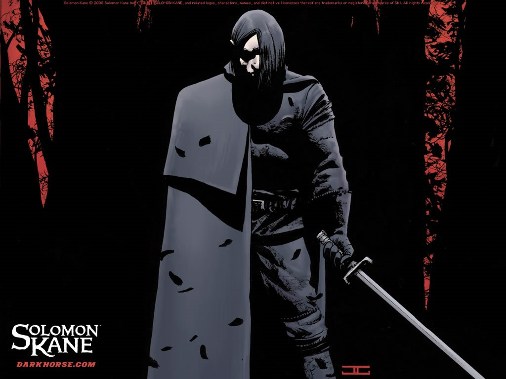 Comics Wallpaper: Solomon Kane