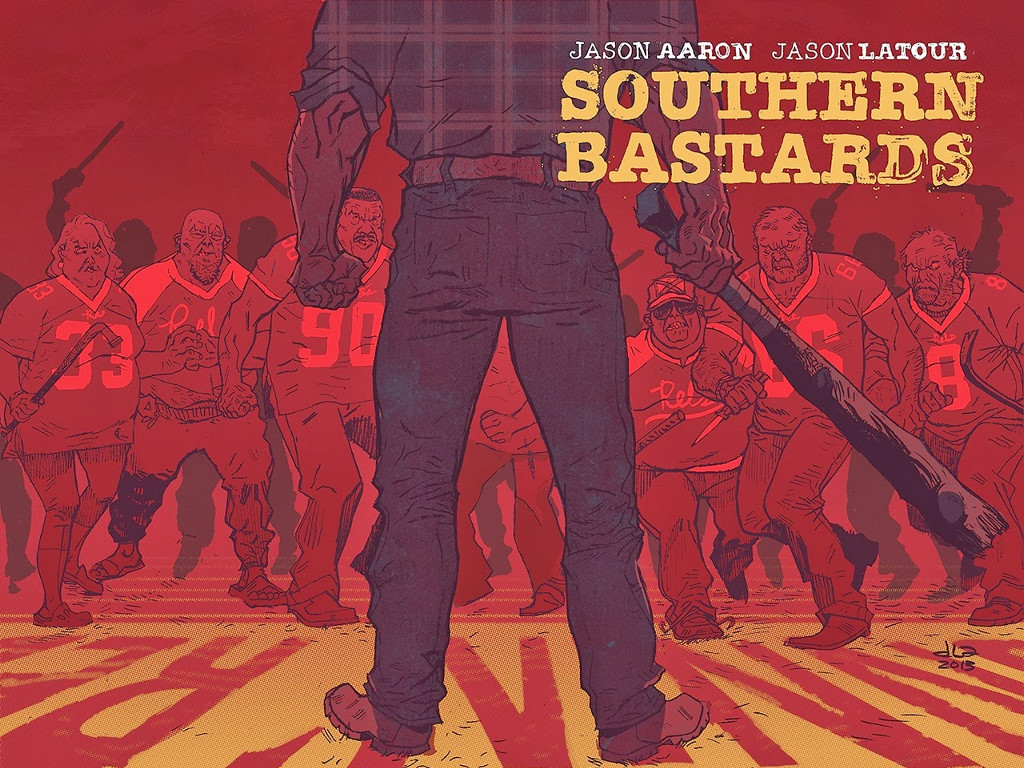 Comics Wallpaper: Southern Bastards