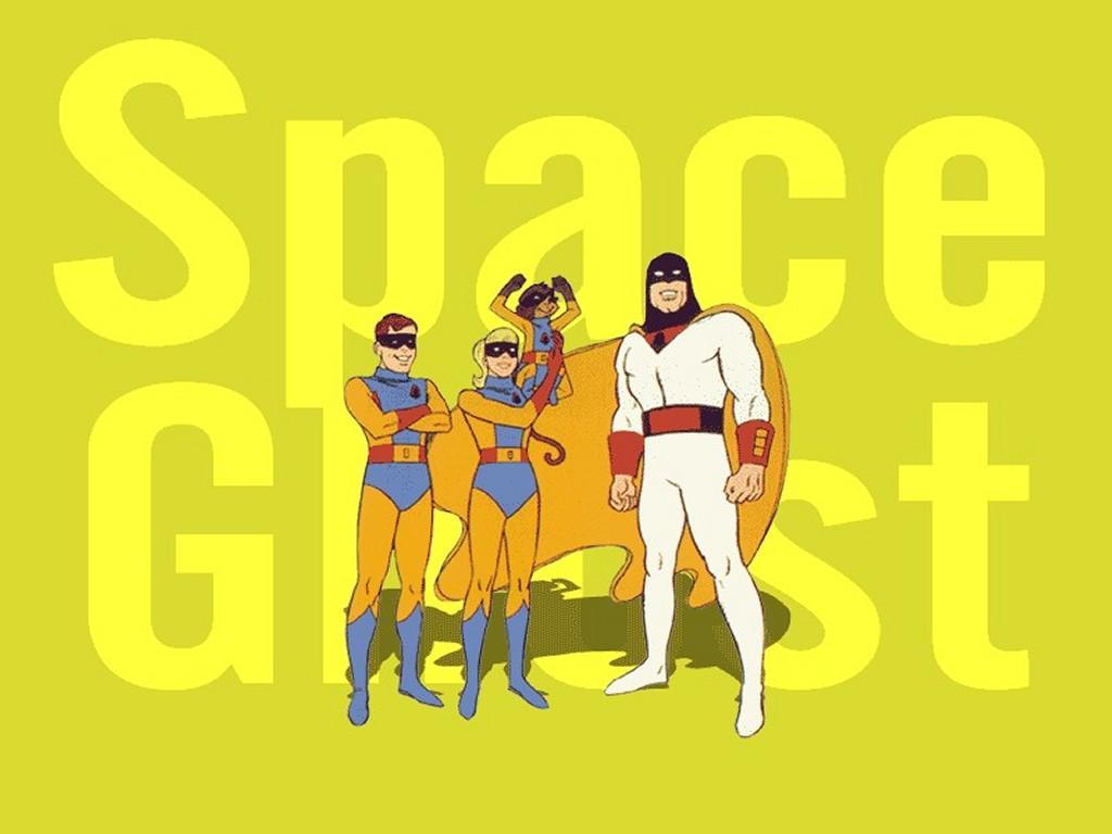 Comics Wallpaper: Space Ghost