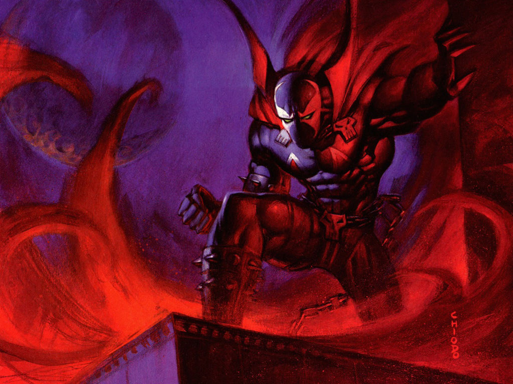 Comics Wallpaper: Spawn