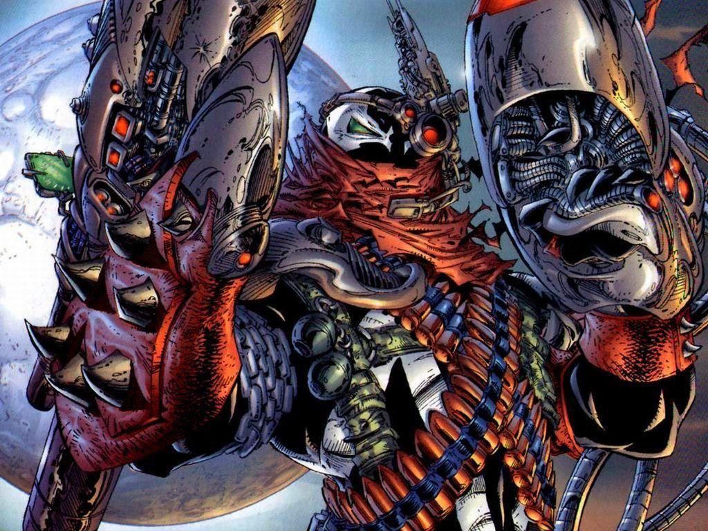 Comics Wallpaper: Spawn