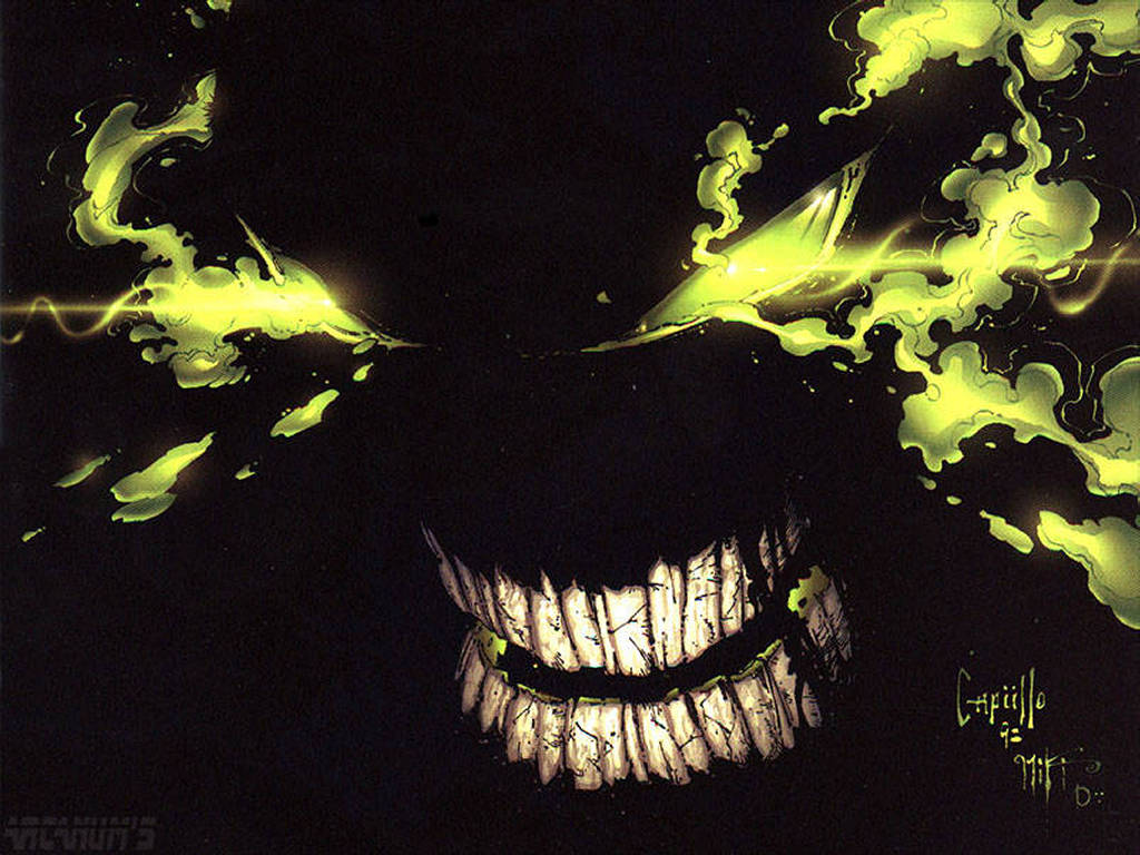 Comics Wallpaper: Spawn Face