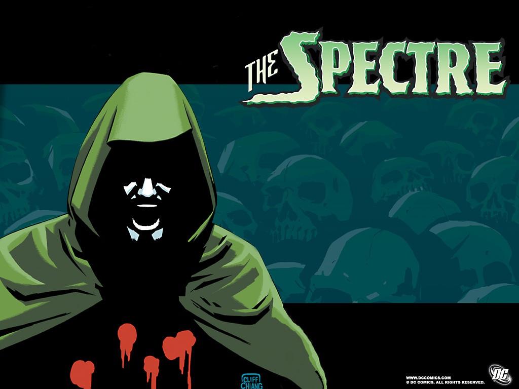 Comics Wallpaper: The Spectre
