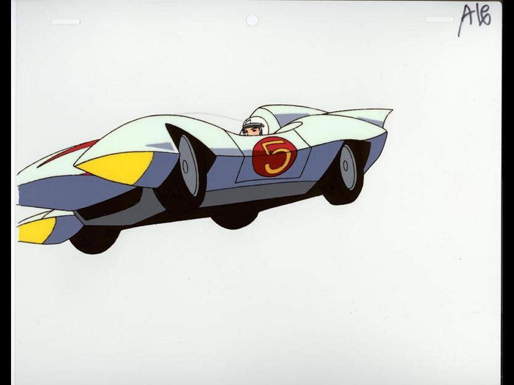Comics Wallpaper: Speed Racer