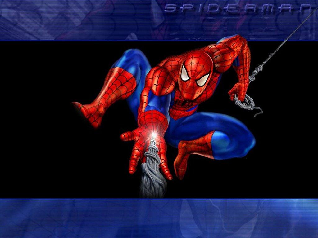 Comics Wallpaper: Spiderman