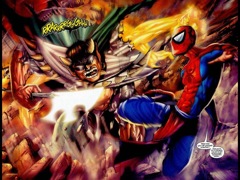 Comics Wallpaper: Spider-Man: India