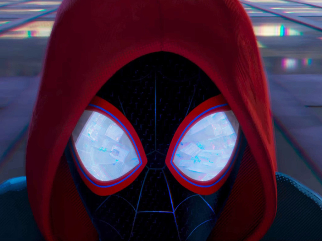 Comics Wallpaper: Spider-Man - Into the Spider-Verse