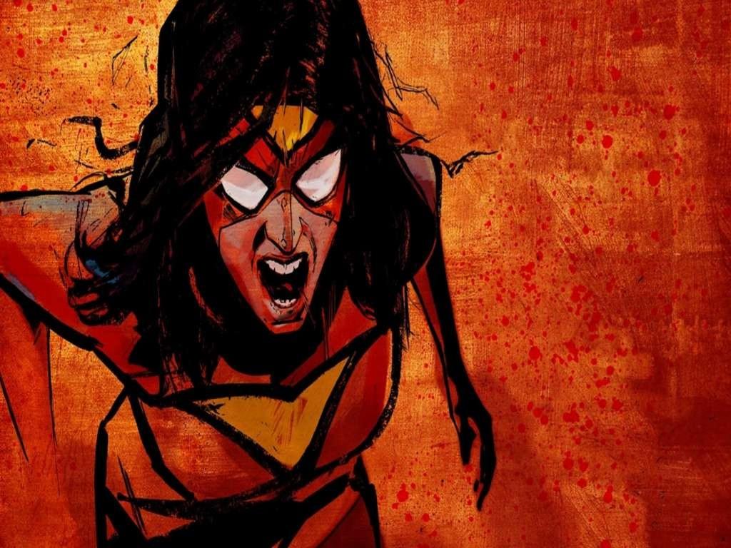 Comics Wallpaper: Spider-Woman