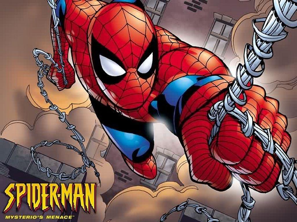 Comics Wallpaper: Spiderm-Man - Mysterio's Menace