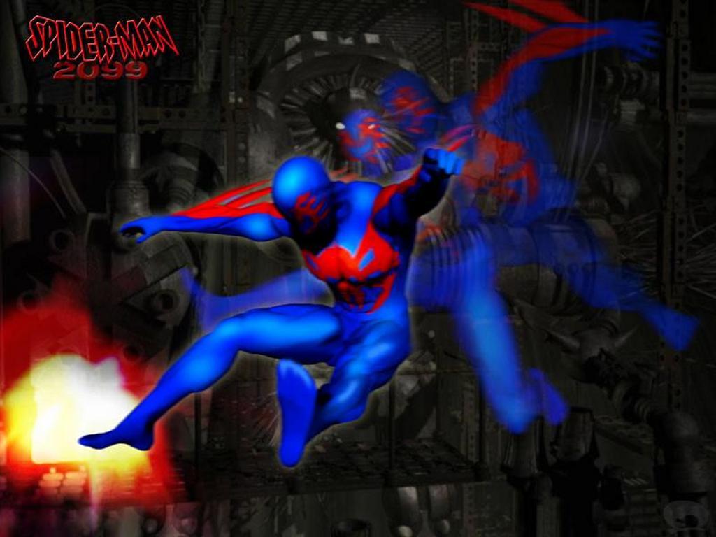 Comics Wallpaper: Spider-Man 2099