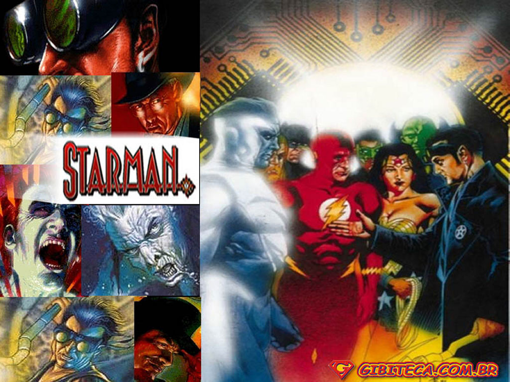 Comics Wallpaper: Starman