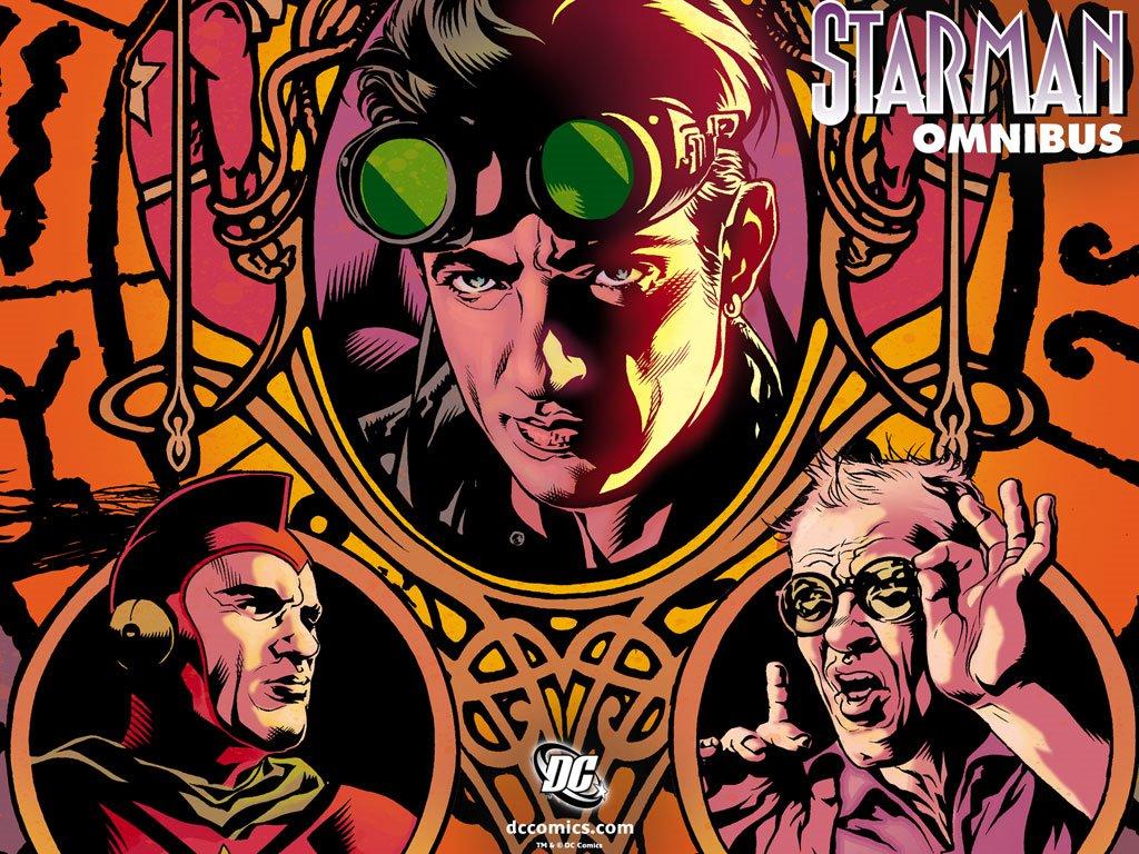 Comics Wallpaper: Starman - Omnibus