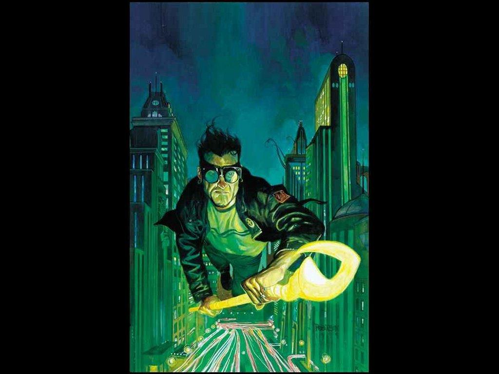 Comics Wallpaper: Starman