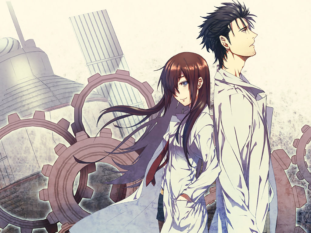 Comics Wallpaper: Steins;Gate