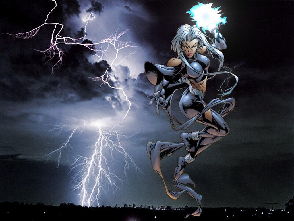 Comics Wallpaper: Storm (from X-Men)