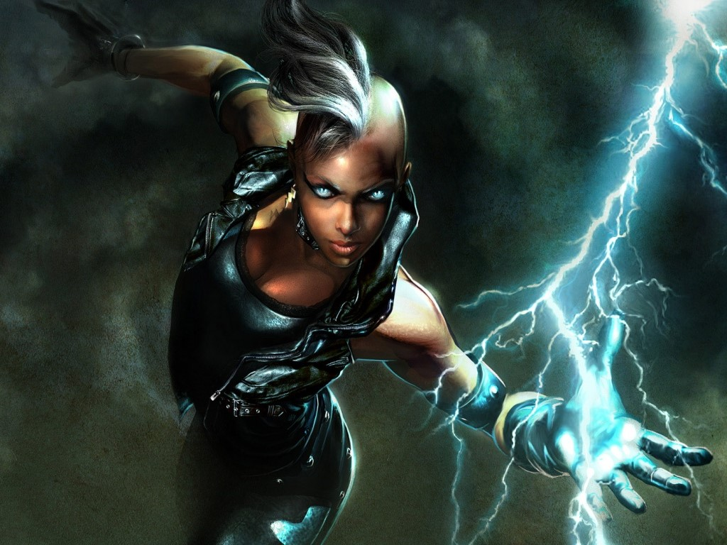 Comics Wallpaper: Storm