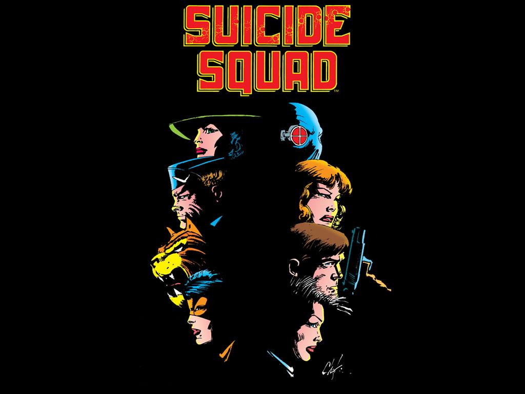 Comics Wallpaper: Suicide Squad