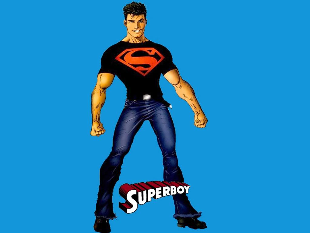 Comics Wallpaper: Superboy