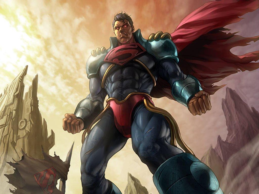 Comics Wallpaper: Superboy Prime