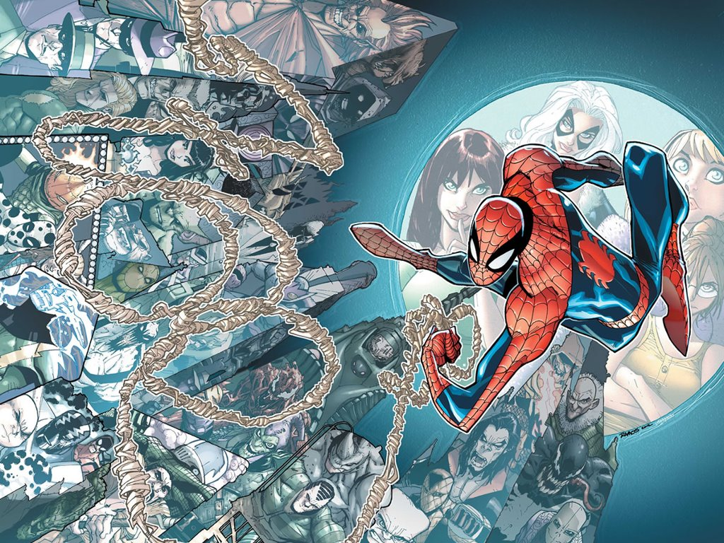 Comics Wallpaper: Superior Spider-Man