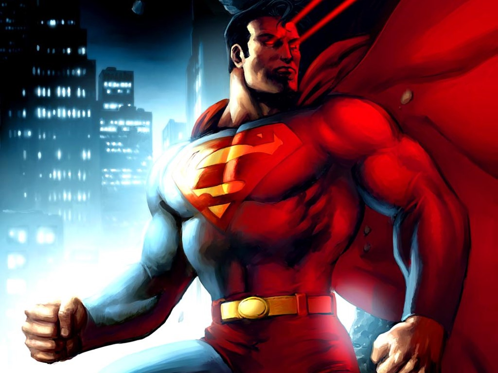 Comics Wallpaper: Superman