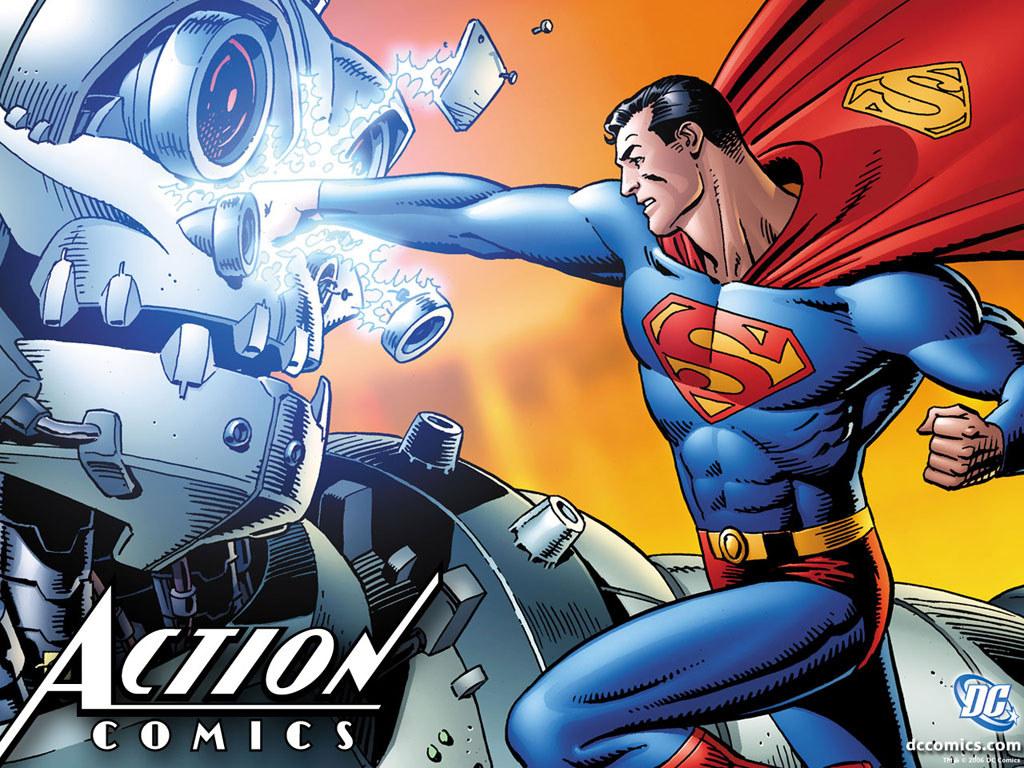 Comics Wallpaper: Superman