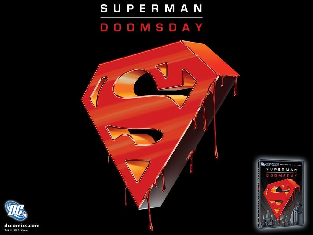 Comics Wallpaper: Superman - Doomsday