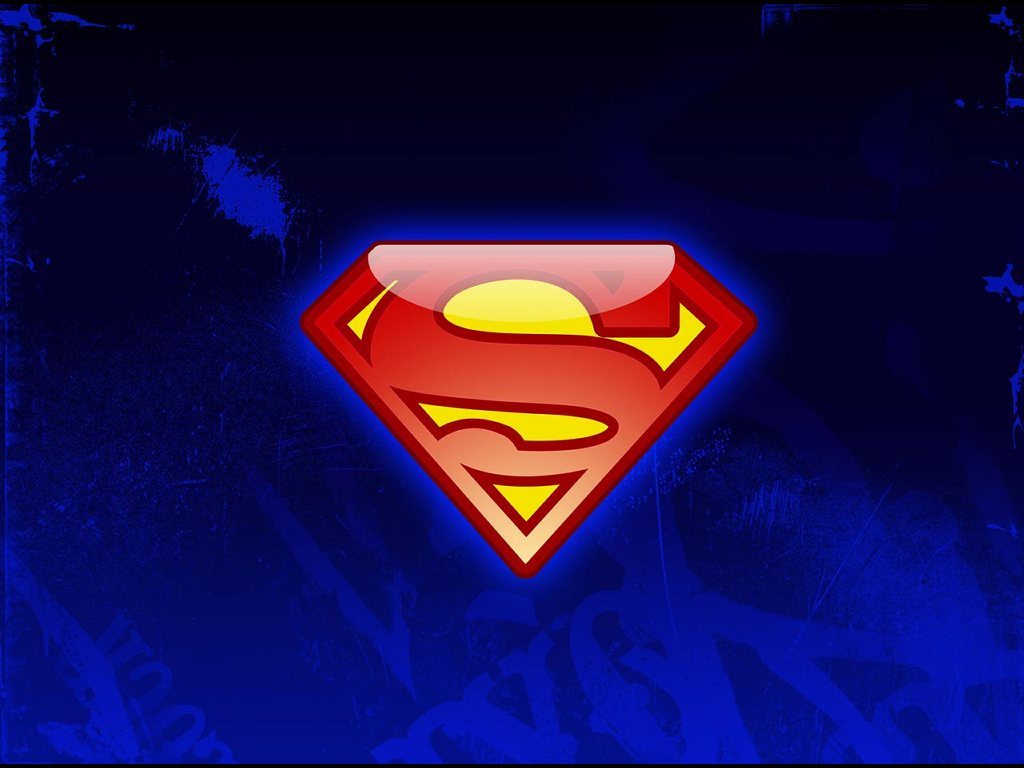 Comics Wallpaper: Superman - Logo