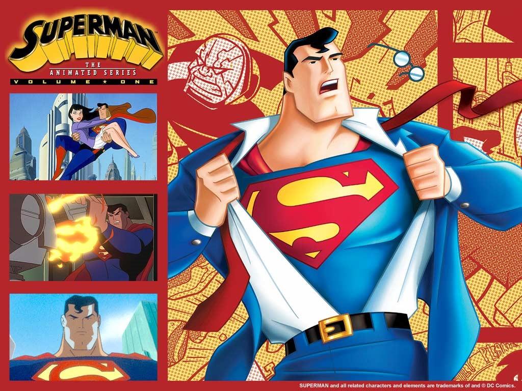 Comics Wallpaper: Superman - The Animated Series vol 1