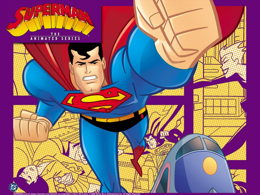 Comics Wallpaper: Superman - The Animated Series