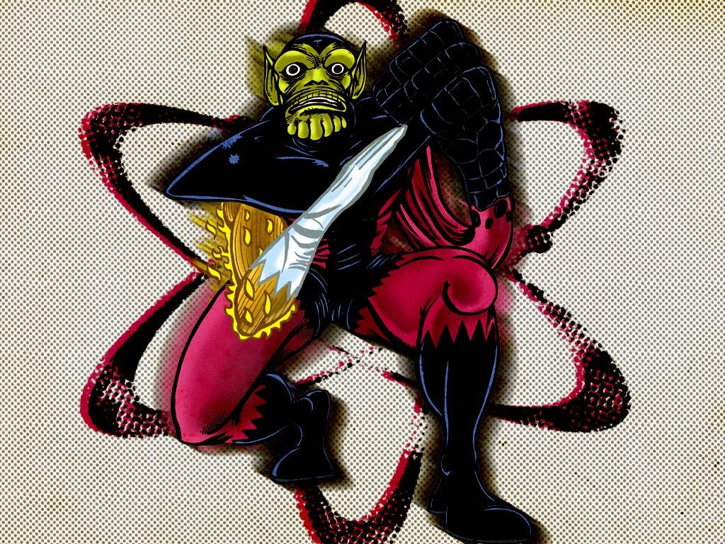 Comics Wallpaper: Superskrull
