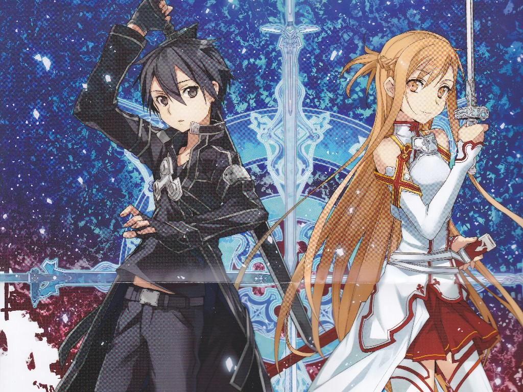 Comics Wallpaper: Sword Art Online