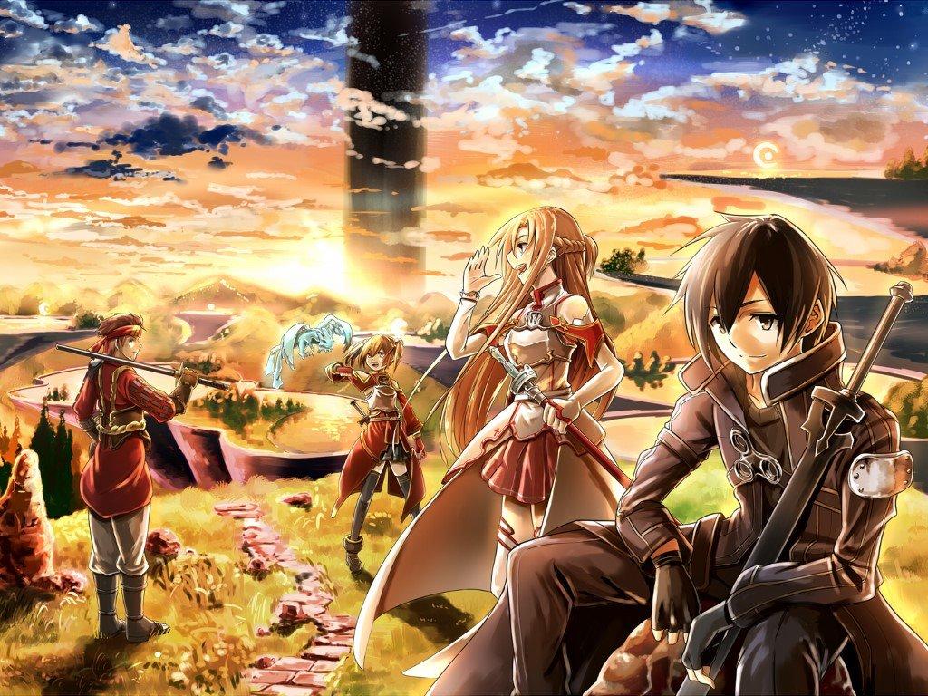 Comics Wallpaper: Sword Art Online