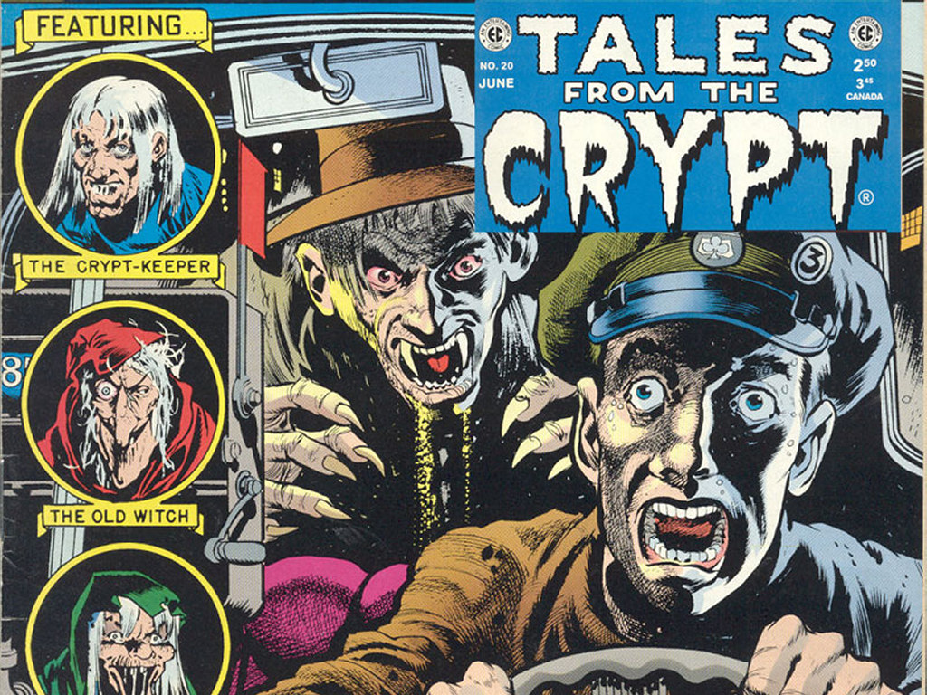 Comics Wallpaper: Tales from the Crypt