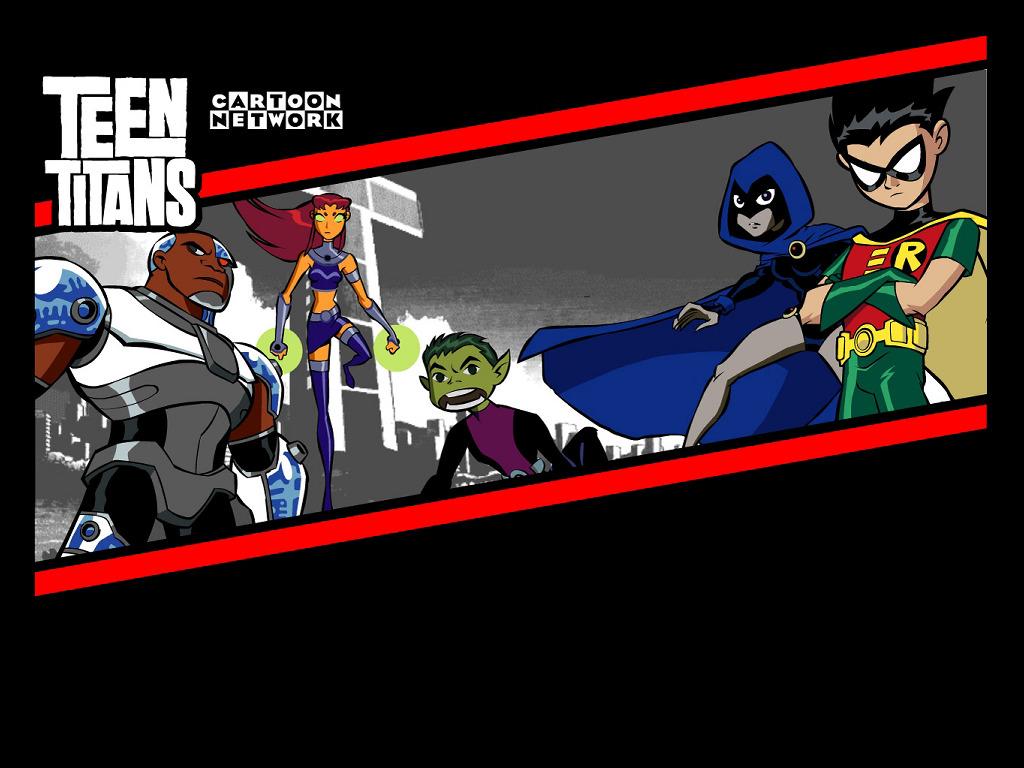 Comics Wallpaper: Teen Titans - Cartoon