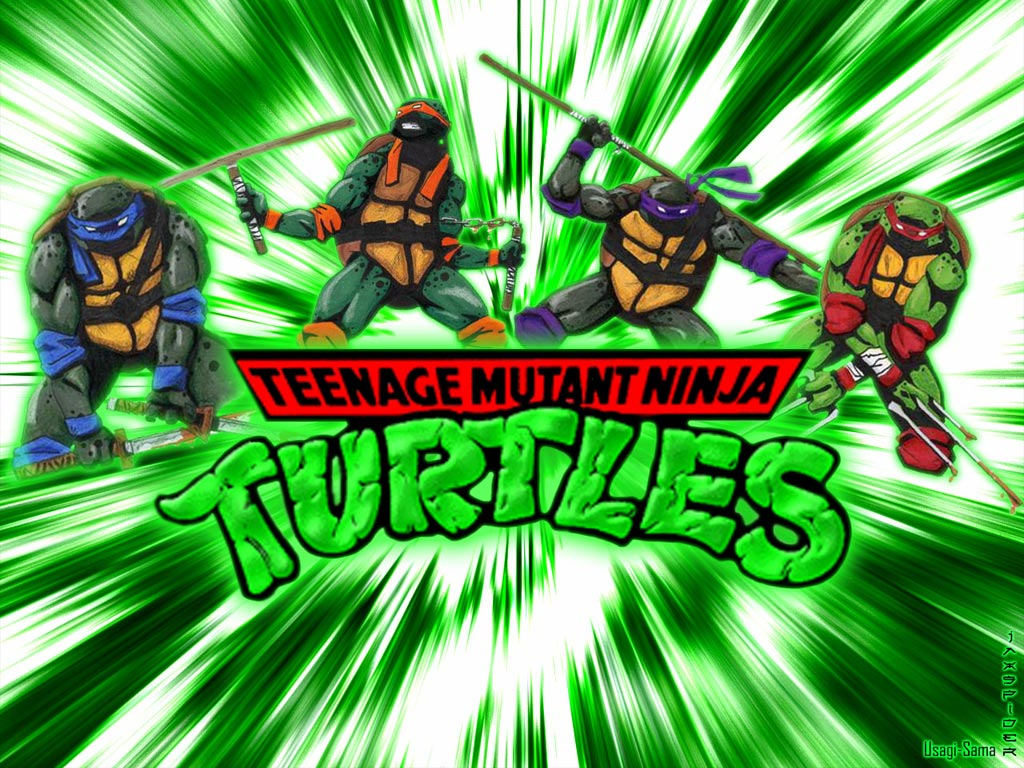 Comics Wallpaper: Teenage Mutant Ninja Turtles
