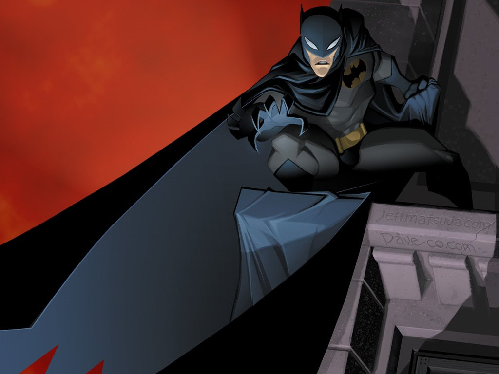 Comics Wallpaper: The Batman