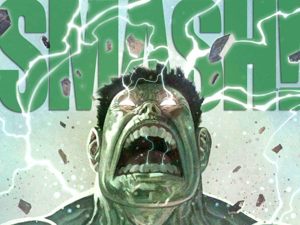 Comics Wallpaper: The Incredible Hulk #1