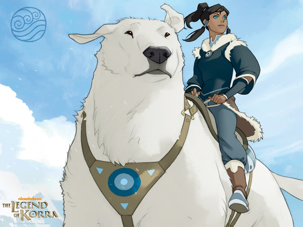 Comics Wallpaper: The Legend of Korra