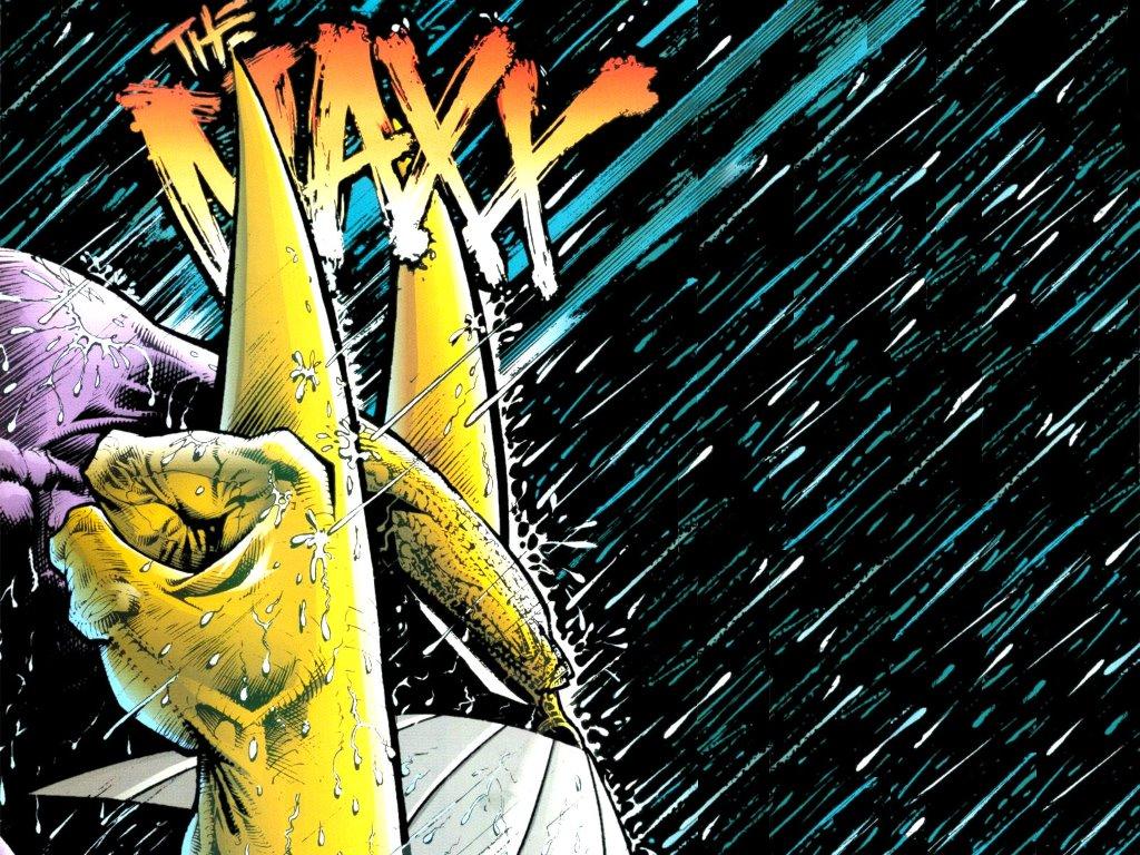 Comics Wallpaper: The Maxx