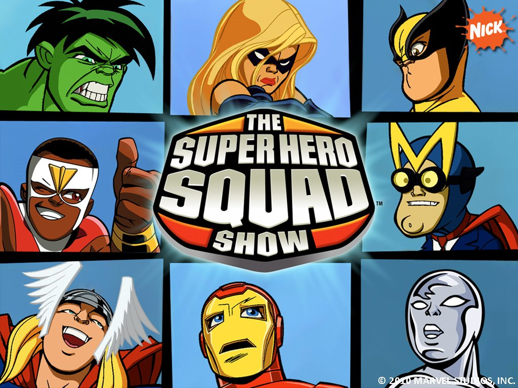 Comics Wallpaper: The Super Hero Squad Show