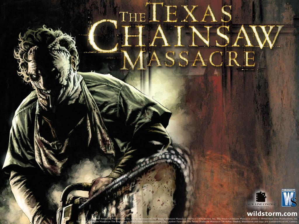 Comics Wallpaper: The Texas Chainsaw Massacre