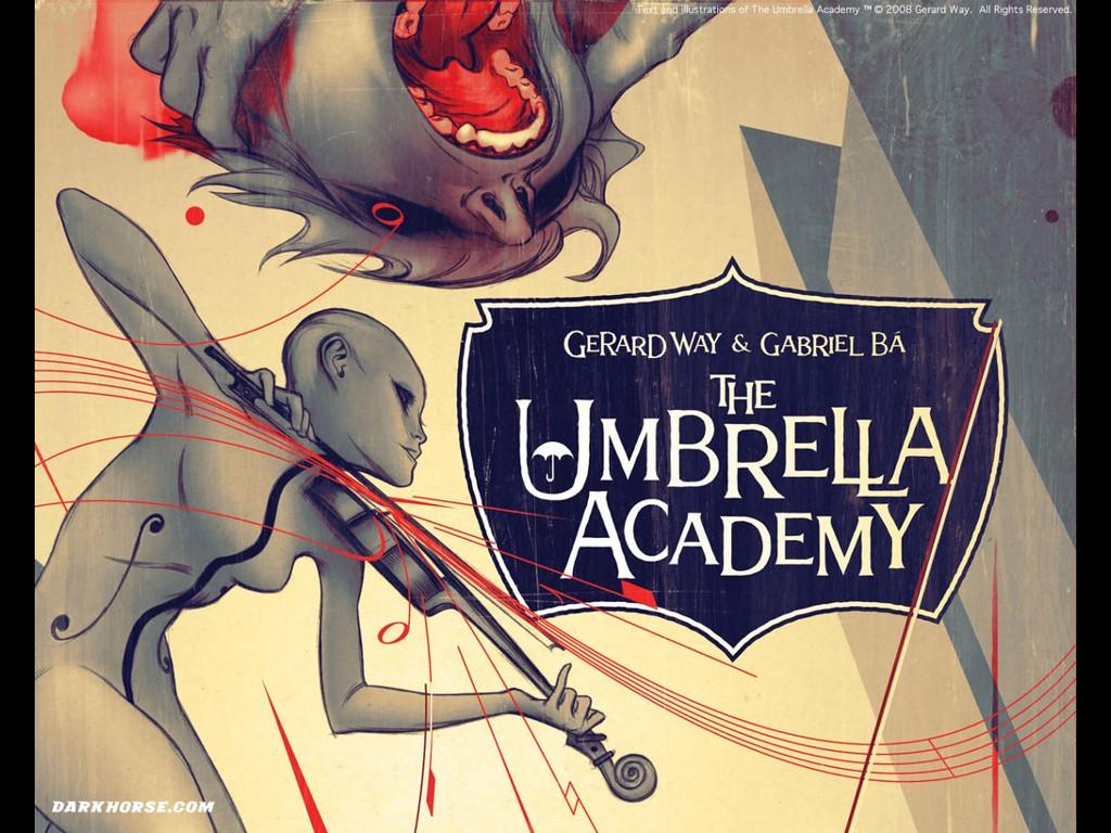 Comics Wallpaper: The Umbrella Academy