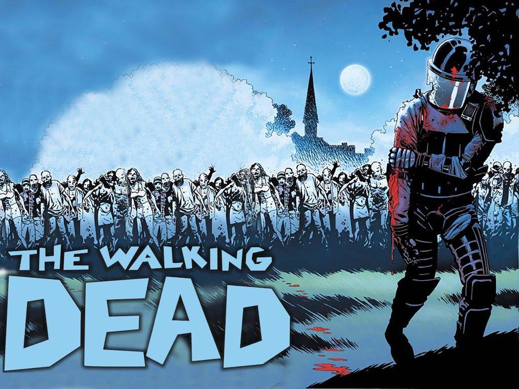 Comics Wallpaper: The Walking Dead